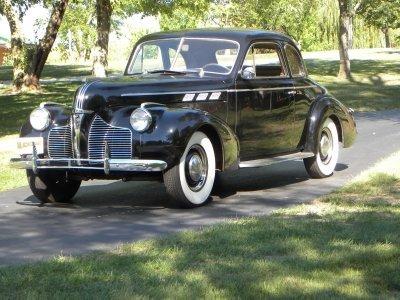 1940 Pontiac Series 28