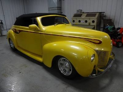 1940 Mercury
