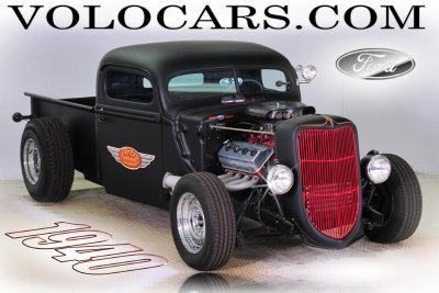 1940 Ford Rat Rod