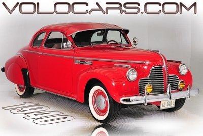 1940 Buick Super 8