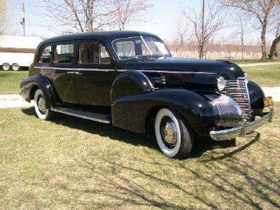 1939 Cadillac Pre 1950