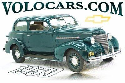1939 Chevrolet Pre 1950