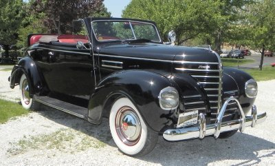 1939 Plymouth Pre 1950