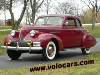 1939 Buick Model 46 S