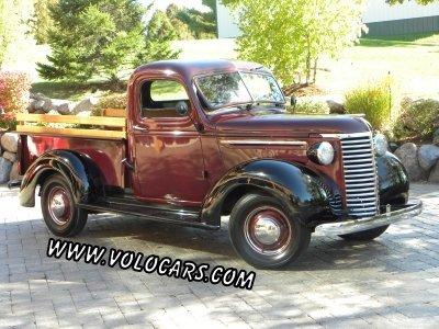 1939 Chevrolet Model Jc