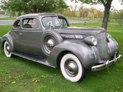1938 Packard 8 Pre 1950