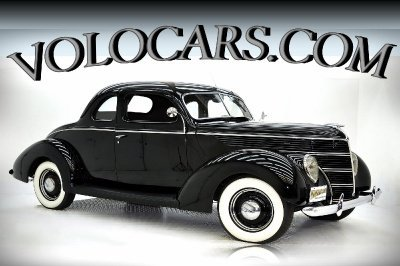 1938 Ford Business