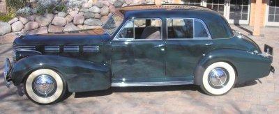 1938 Cadillac Pre 1950