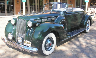 1938 Packard Series 1604