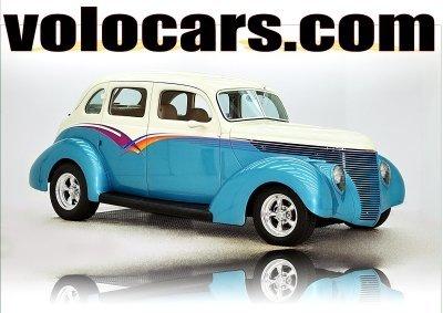 1938 Ford Humpback Sedan