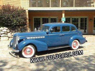 1938 Buick Model 40