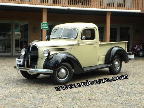 1938 Ford Model 81 C