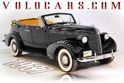 1937 Pontiac Model 2849