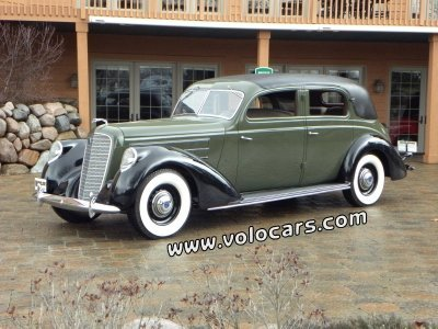 1937 Lincoln K