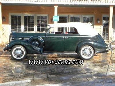 1937 Buick 40 C