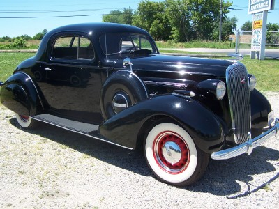 1936 Buick 40 Coupe