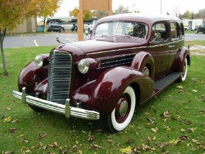1936 Cadillac Pre 1950