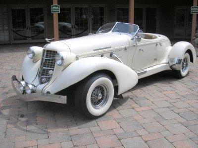 1936 Auburn Pre 1950