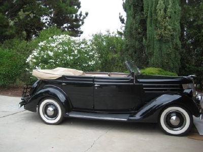 1936 Ford 68 74 B