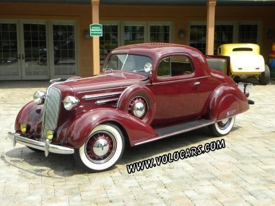 1936 Chevrolet Series Fa