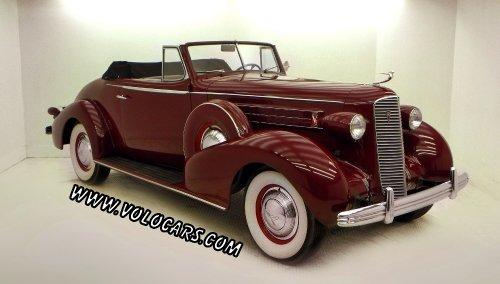 1936 Cadillac