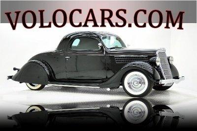 1935 Ford Mild Custom
