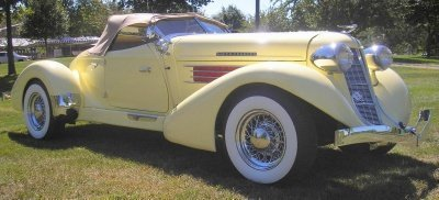1935 Auburn Pre 1950