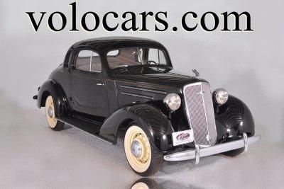 1935 Chevrolet Series Ed/Ea