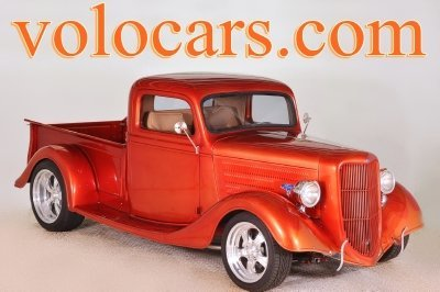 1935 Ford Truck