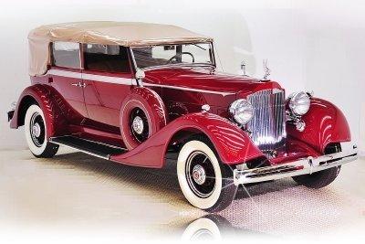 1934 Packard Pre 1950