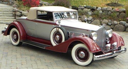 1934 Packard Model 1101