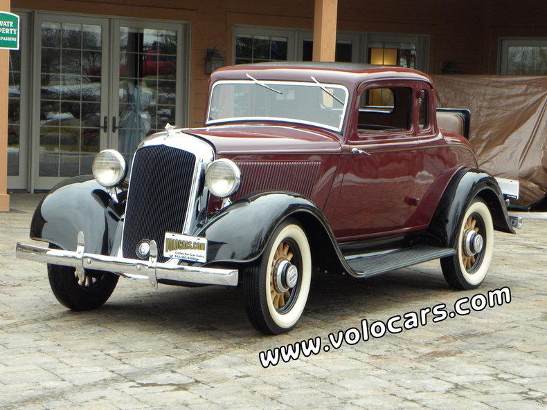 1932 Plymouth PCCX