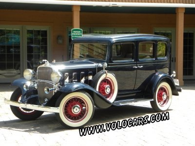 1932 Chevrolet Series Ba