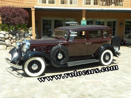 1932 Lincoln Model Ka 505
