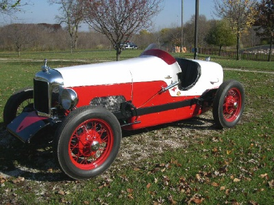 1931 Indy 500 Race Car