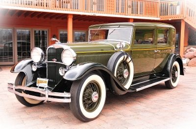 1931 Lincoln Series K