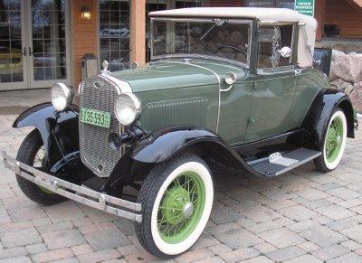 1931 Ford Model 68 B
