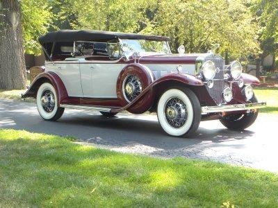 1931 Cadillac Series 355 A