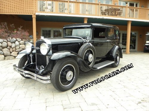 1931 Buick Series 80
