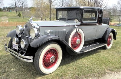 1930 Packard Pre 1950