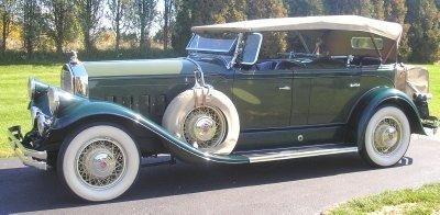 1930  Dual Cowl