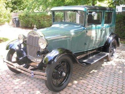 1929 Ford Pre 1950