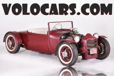 1929 Ford Original Hot Rod
