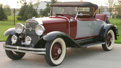 1929 Studebaker Flight Hawk