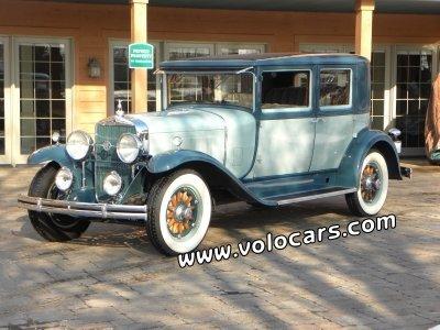 1929 LaSalle Model 328
