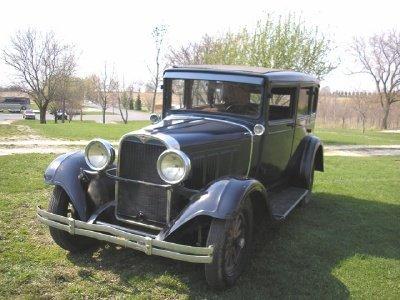 1928 Dodge Pre 1950