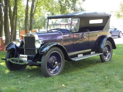 1924 Oakland 6-54A