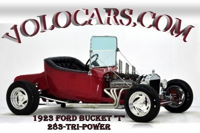 1923 Ford Bucket