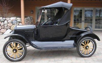 1923 Ford Pre 1950