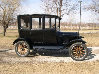 1921 Ford Pre 1950
